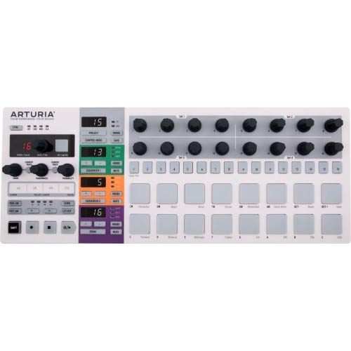 Arturia BeatStep Pro Controller and Sequencer, white, S