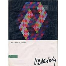 Vasarely (Crown Art Library) by Diehl, Gaston (1985) Hardcover