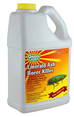 GREEN LIGHT Emerald Ash Borer Killer - 3.5 Pound Granules