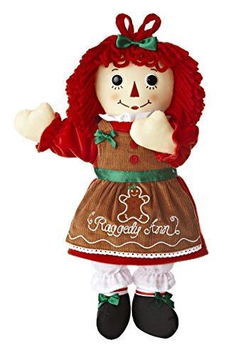 Aurora World Ginger 'n Spice Raggedy 16