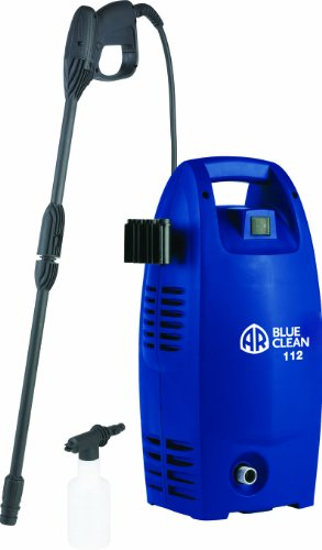 AR Blue Clean AR112 1,600 PSI 1.58 GPM Electric Hand Carry Pressure Washer by Annovi Reverberi