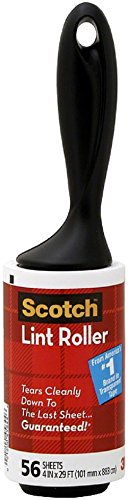Scotch Lint Roller 56 ea (Pack of 5)