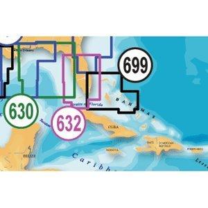 Navionics Gold Gps Card - Navionics Platinum Plus - South & Central Florida - microSD™/SD™ (37661)