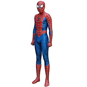 - 41 x7qs52VL - Unisex Lycra Spandex Zentai Halloween Cosplay Costumes for Audlt/Kids:Homecoming