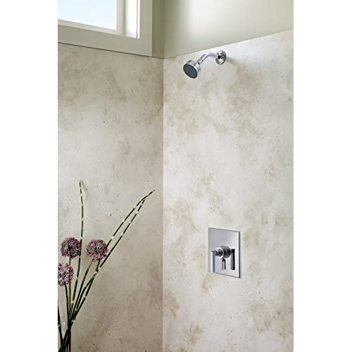 Symmons S-3602-STN-TRM Duro Tub/Shower Trim with Lever Handle, Satin Nickel Finish 85%OFF