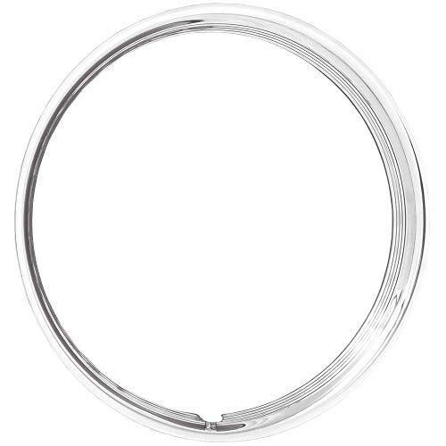 Coker Tire 3006-15 Trim Ring 15 Inch Hot Rod Ribbed by Coker Tire (Image #3)