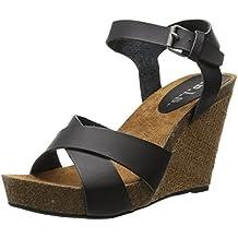 Rbls Women's Bianca Wedge Sandal