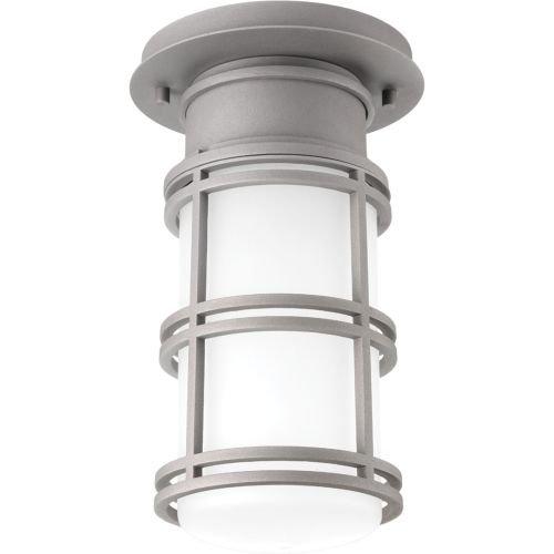 Progress Lighting P6536-13630K9 1-9W LED One-Light Hanging Lantern, Textured (Bella 3 Light Pendant)