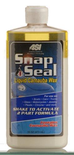 Snap Seal Waterless Wash & Wax - 16 Oz -