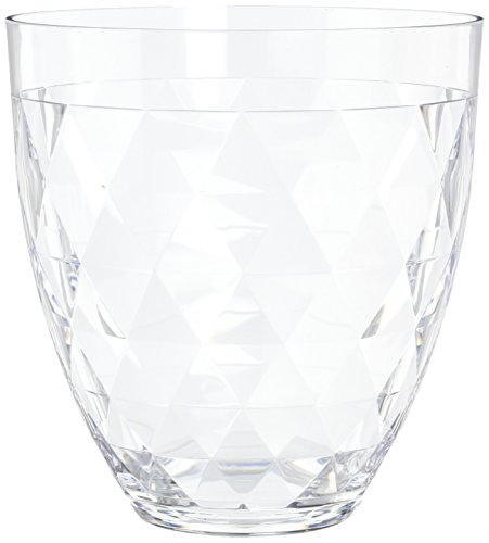 Prodyne Acrylic Diamond Cut Wine Bucket (Bucket Ice Cut)