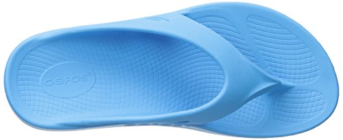 Flop OOFOS Unisex OOriginal Bermuda Blue Thong Flip wxBIzxaZq