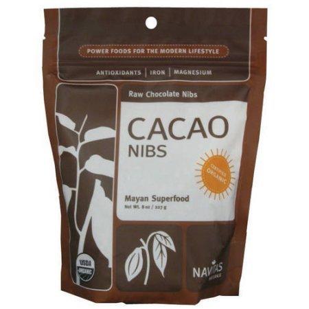 Navitas Naturals Cacao Nibs Mayan Superfood 8 oz