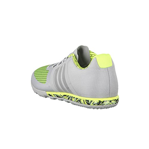 adidas Herren Ace 15.1 City Pack Cage Tf Gymnastikschuhe, Grau-Grau Grigio/Lime