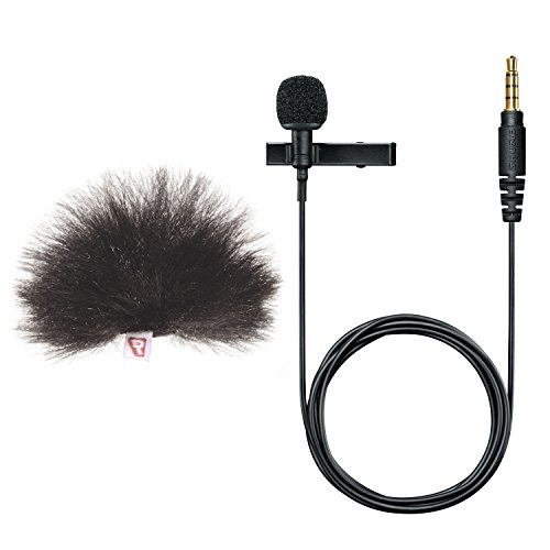 Shure Omnidirectional Microphone Windjammer Windscreen