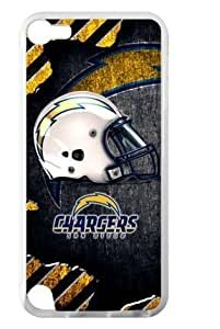 Hoomin San Diego Chargers Ipod Touch 5 Cell Phone Cases Cover Popular Gifts(Laster Technology)