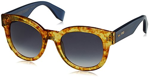 Fendi Bold Round Sunglasses FF - Fendi Round Sunglasses