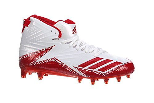 Football Freak red red Mid Homme De Chaussure Adidas Pour White X Carbon Performance wHfPzTqCz