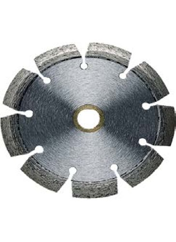 Segmented Crack Chaser! V Shaped Segmented 12.7mm 8'' 5/8''-11 Threaded Great for Concrete, Asphalt
