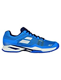 Babolat Mach I Clay Mens Tennis Shoes Blue/White