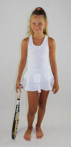 on sale ab665 b6a8d Mädchen Tennisbekleidung: Amazon.de: Sport & Freizeit