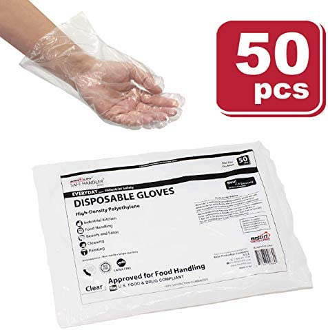 HANDLER Disposable Handling Gloves 0 65g