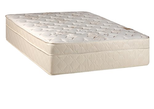 Continental Sleep Mattress,13-Inch Euro Top Pillow Top, Foam Encased,Orthopedic, Assembled, Firm Queen...