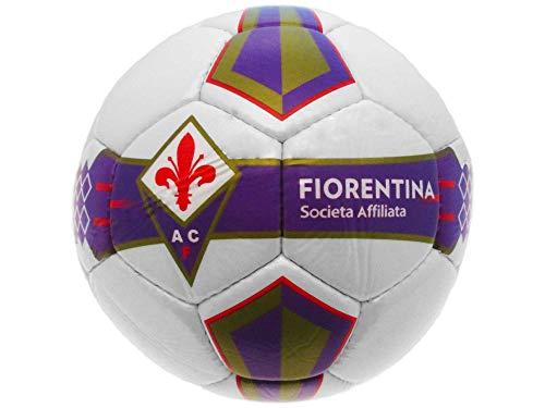Balón de fútbol oficial del A.C. Flor – Blanco/Violeta