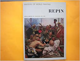 Book Repin (Masters of world painting)