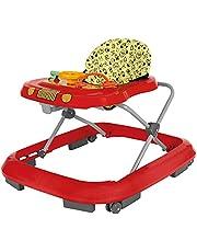 Andador Safari Plus, Tutti Baby, vermelho