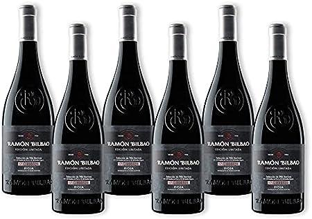 Ramón Bilbao Edición Limitada - 6 Botellas - Vino Tinto Rioja - Seleccionado y Enviado por Cosecha Privada