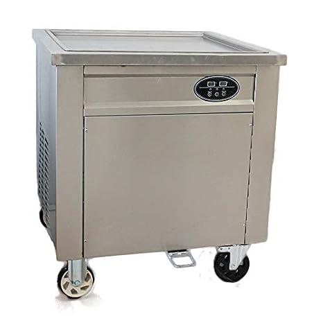 Amazon.com: jiawanshun frito Ice Cream Machine Ice Cream ...