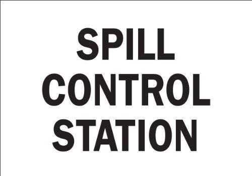 (Brady 43979 Self Sticking Polyester Chemical & Hazardous Materials Sign, 7
