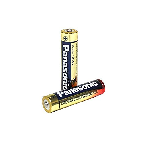 Cicso Independent WS-BAT010-2 AAA Alkaline Batteries- 2 Count from Cicso Independent