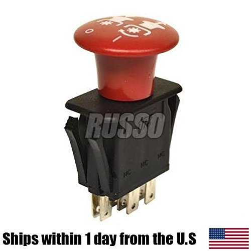 - Scag Commercial Lawn Mower PTO Switch 481687 483162 483957 27328 ,,#G434G14 1T4G3484TYG419879