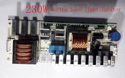 FidgetGear Original 230W 7R Sharpy Beam Moving Head Lighting Ignitor Stage Disco Party DJ