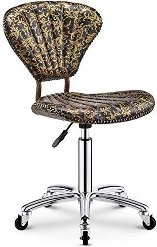 Salón de masaje de la silla de oficina con respaldo de altura ...