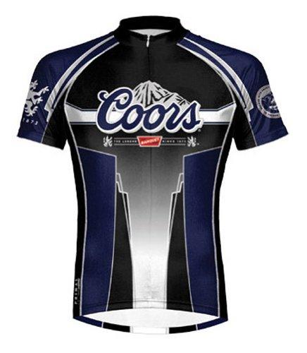 (Primal Wear Coors Banquet Team Jersey: Black/White;)
