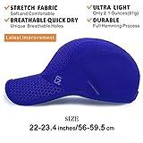 GADIEMENSS Quick Dry Soft Brim Lightweight