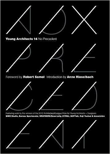 ?TOP? Young Architects 14: No Precedent. Brand levantan Frame planta emisora ePortal WebForms Prueba