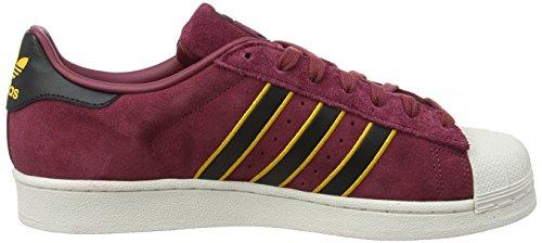 Adiprene 0 Noir rouge Jaune Chaussures Superstar Hommes Adidas Rouge zx0UZqR