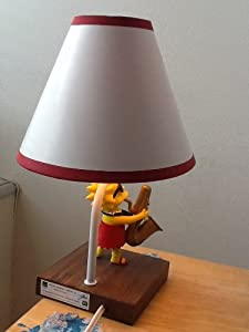 The Simpsons Accent Table Lamp - Lisa - - Amazon.com