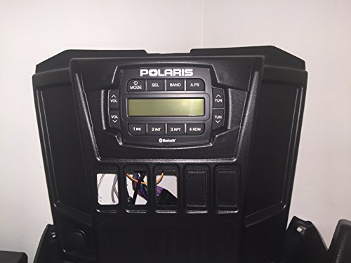 Polaris 2879248 Dash Mounted Audio Kit