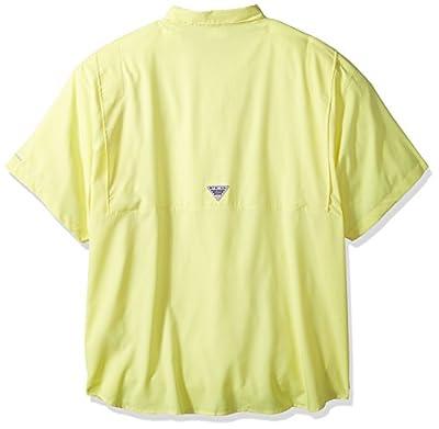 Columbia Men's Tamiami II Short Sleeve Shirt (Big) by Columbia Sportswear (Sporting Goods)