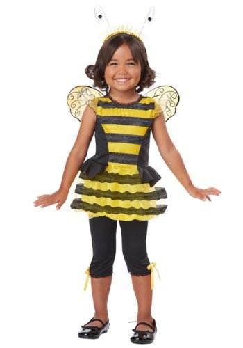Calif (Buzzin Around Bee Toddler Costumes)