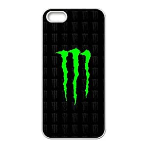 Generic Case Monster Energy For iPhone 5, 5S F6T7908564
