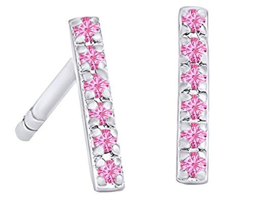 Date Tourmaline Earrings - 4