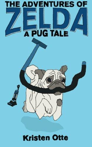 Adventures Zelda Pug Tale