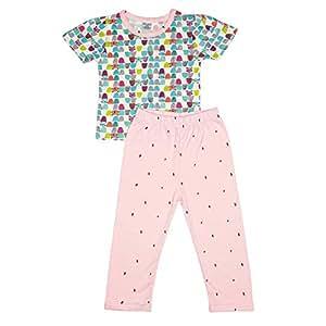 Veronica Multi Color Sleepwear For Girls