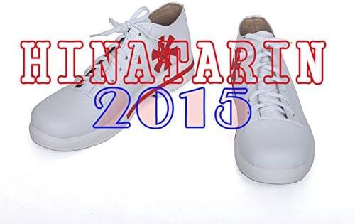 コスプレブーツ/靴 ペルソナ5 坂本 竜司(さかもと りゅうじ)風(22.5-28選択可)