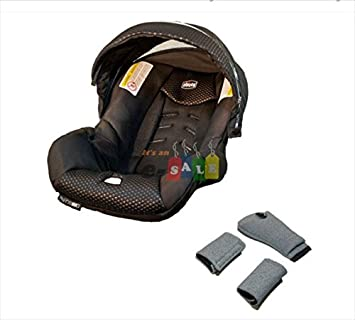 Replacement Chicco KeyFit 30 Zip Infant Car Seat Cover Cushion Pad Canopy